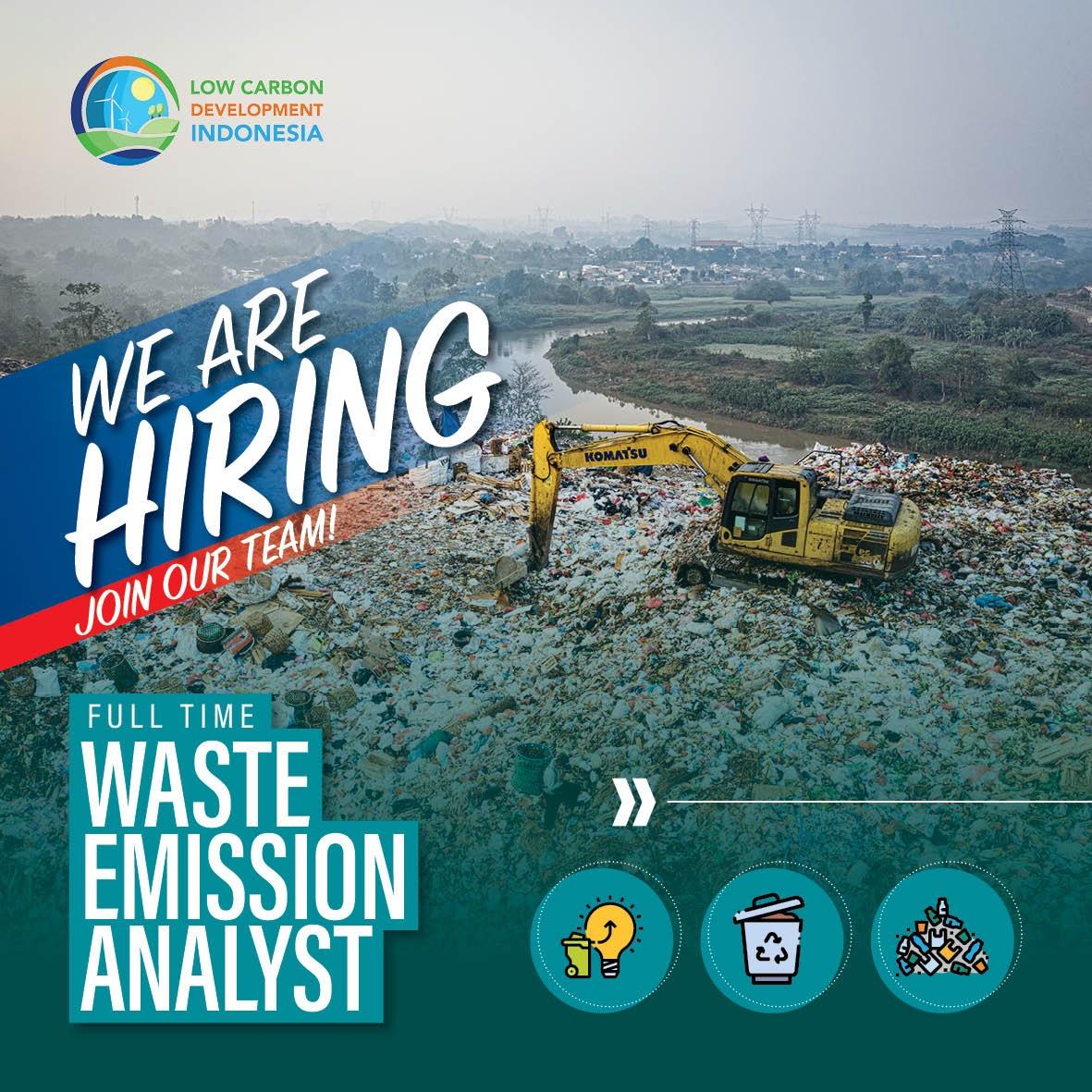 Waste Emission Analyst